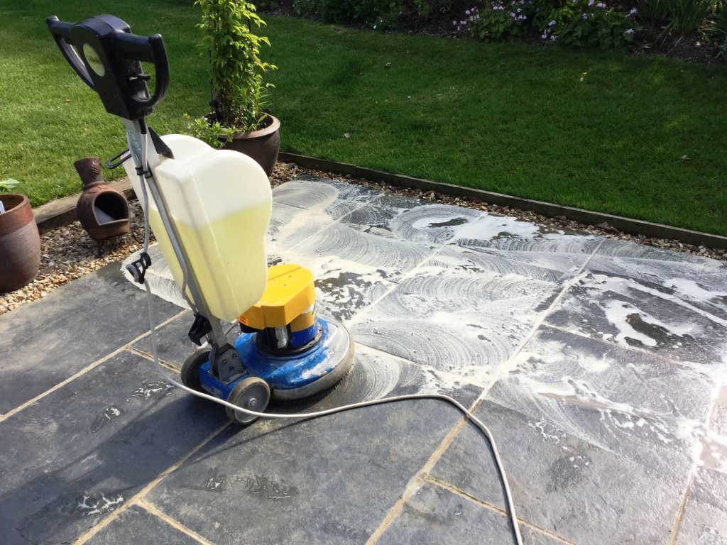 Grout-Mortar Cleaning and Replacement
