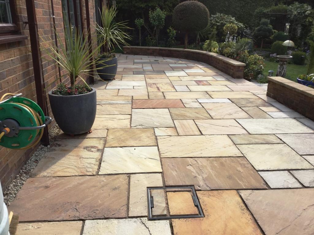 Sandstone Flagstone