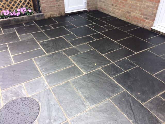 Slate Tile Renovation