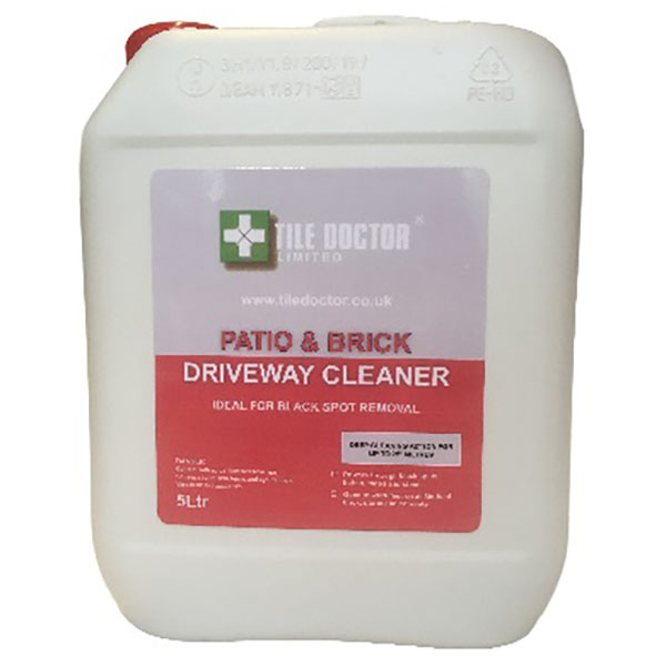 Tile Doctor Patio & Brick Driveway Cleaner