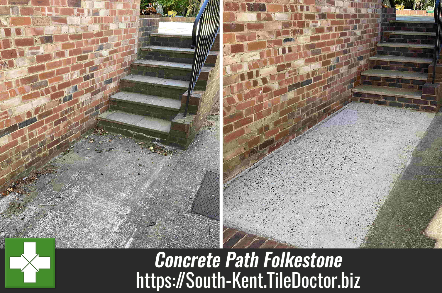 Concrete-and-Brick-Path-Before-After-Cleaning-Folkestone